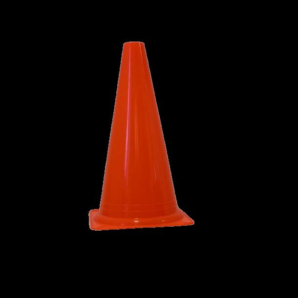 HØJ KEGLE 30 CM - orange