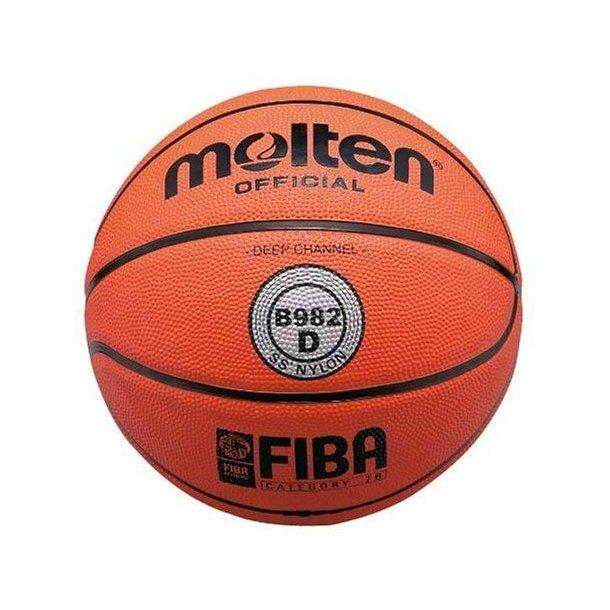 MOLTEN BASKETBALL Model B982D str. 7